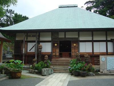 Gyokusenji Temple Shimoda