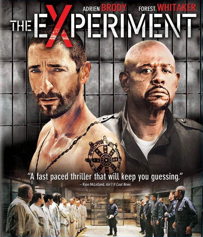 The Experiment Actu Film