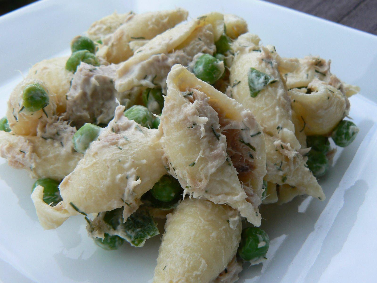 Tuna Pasta Salad Recipe — Dishmaps