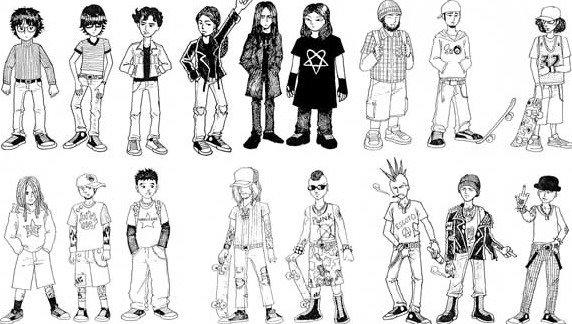 La imagen corporal de los adolescentes
