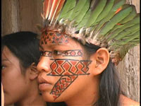 Mulher Indigena