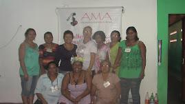 As nossas mulheres que movimentam o movimento feminista do Amapá...