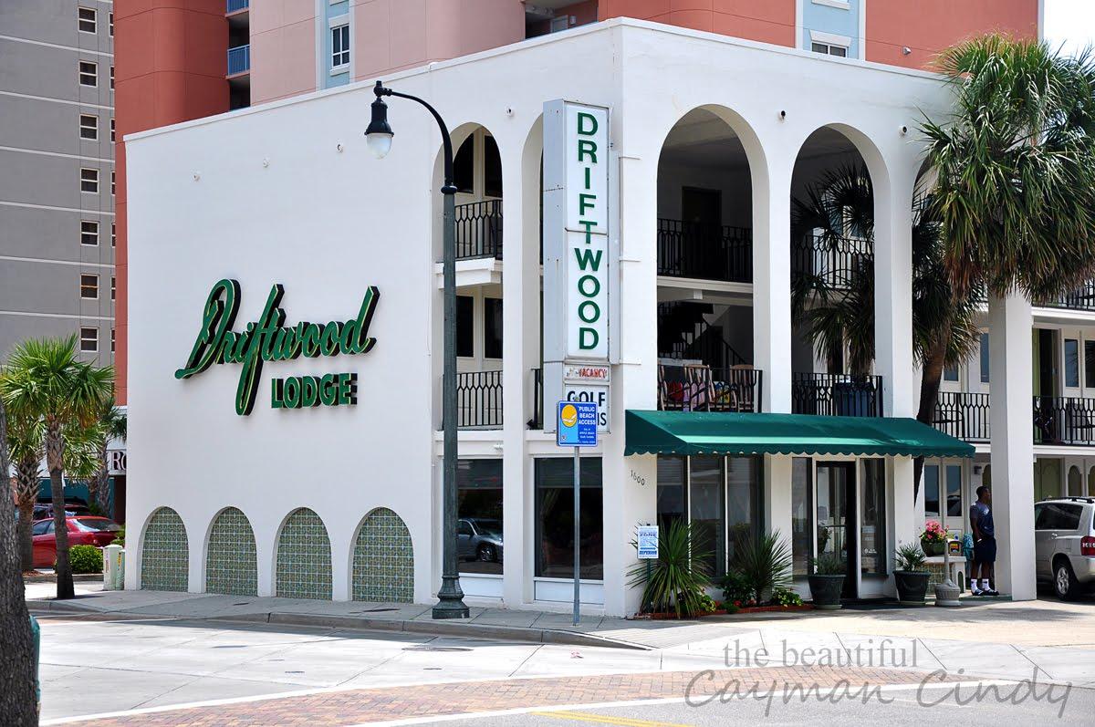 Driftwood Hotel Myrtle Beach Sc