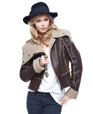 Fall for Shearling