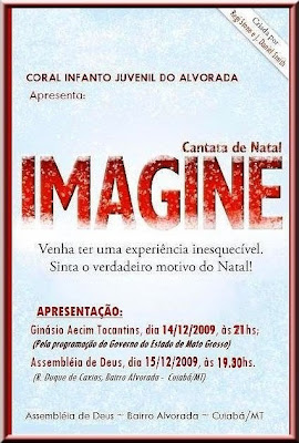 cantata de natal imagine