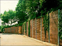 ENVIRONMENTAL ENGINEERING SOLUTION: Noise barriers are to
