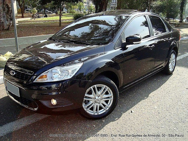 ford focus sedan ghia 2009 tem tecnologia e luxo de importado mas o rh car blog br ford focus sedan 2009 a venda