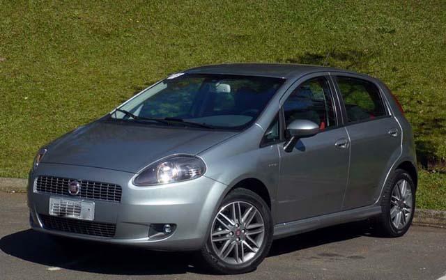 Novo Fiat Punto 2011 Sporting 1 8 16v Fotos Pre 231 O