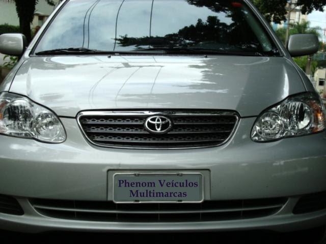 Carros Usados Toyota >> Avaliação Toyota Corolla 2008 XLi Flex usado: fotos, preço ...