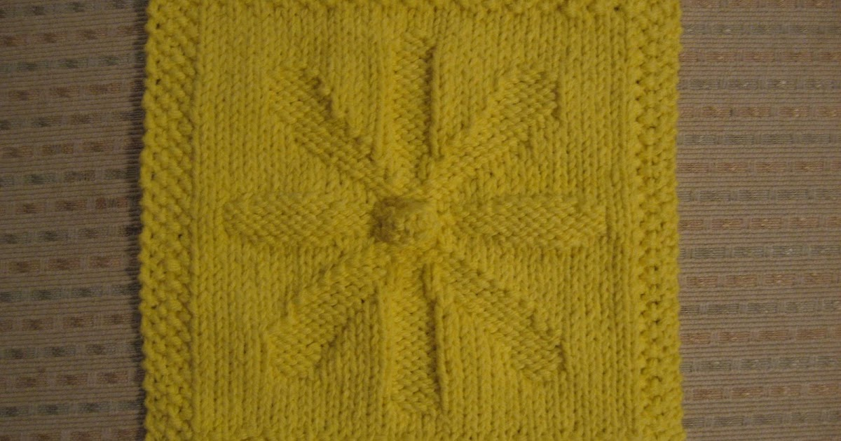 Made By Lindy Free Daisy Pattern