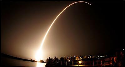 Launch of the Mars Phoenix Lander