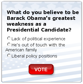 meetbarackobama.com poll