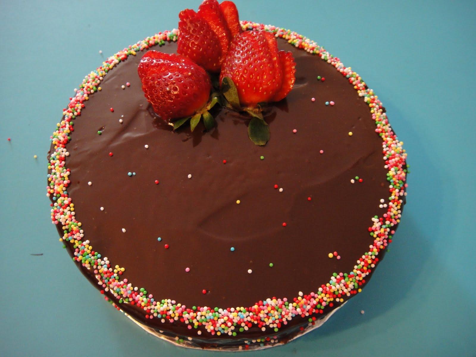 Awfully Chocolate Cake & Simple Indulgence: Awfully Chocolate Cake