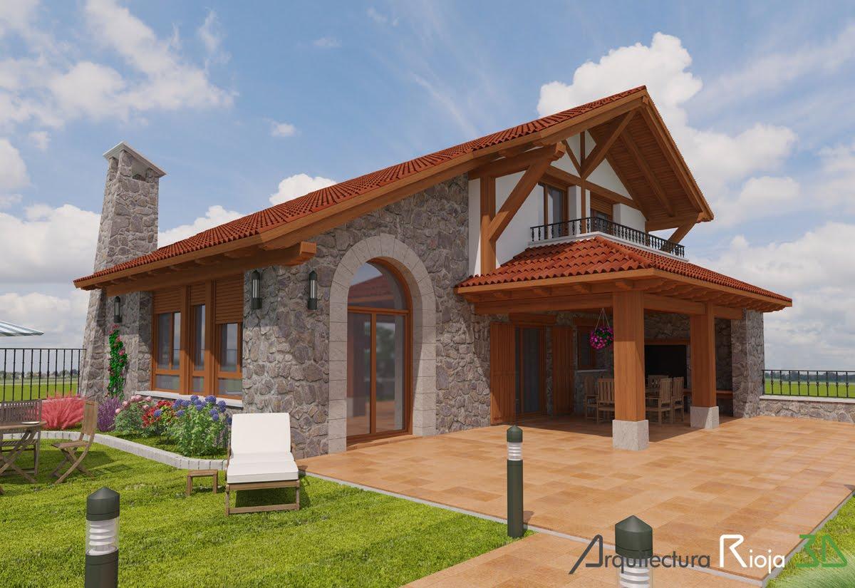 blog arquitectura rioja3d vivienda unifamiliar