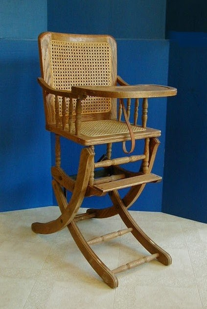 Vintage Wicker Rocking Chair Swing With Stand For Bedroom The Design Enthusiast: Friday Finds : A Vintage, Dual Purpose High