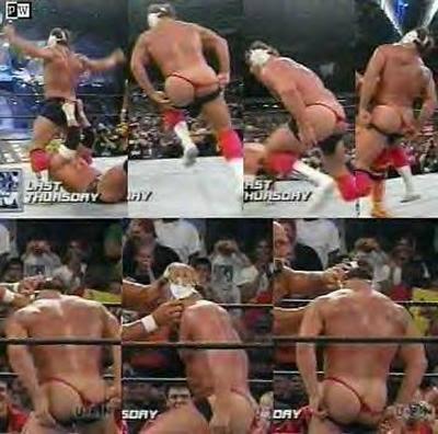 Kurt Angle Naked 91