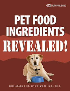 BOOK COVER WHAT'S IN YOUR PETS FOOD