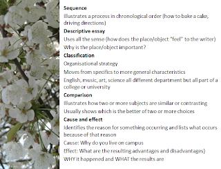 ... Essay Essay Types – Descriptive Essay – Definition Essay