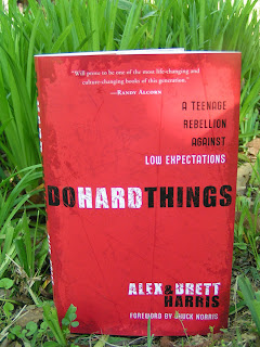Do hard things book report