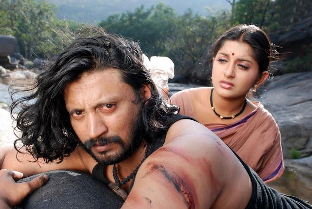 Mambattiyan Movie Prasanth and Meera Jasmine Still 2