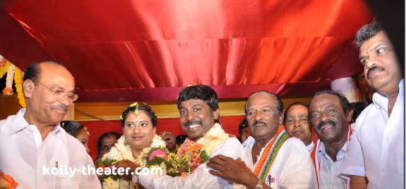 Vijay Vasanth - Nithya Marriage stills 7