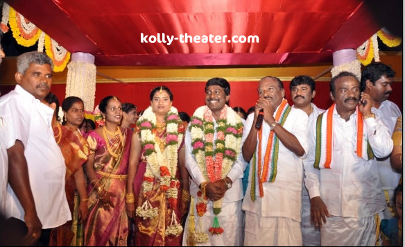 Vijay Vasanth - Nithya Marriage stills 9