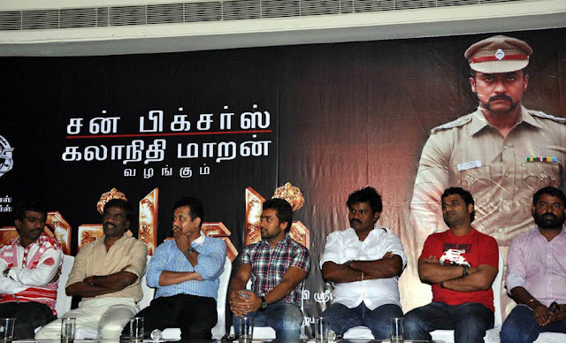 Singam Movie Press meet Stills 4