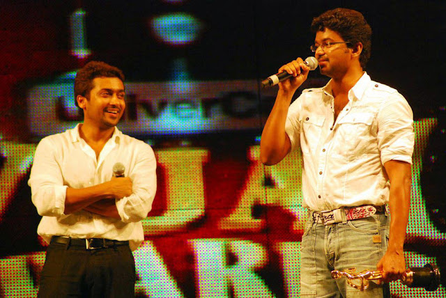 Surya And Vijay Stills Viay(favorite hero) and surya
