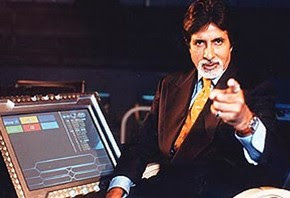 Amitabh back on KBC