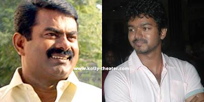 Seeman to direct Vijay