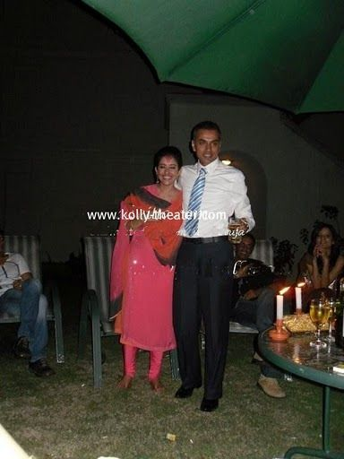 Manish Koirala smoking on her wedding day Stills