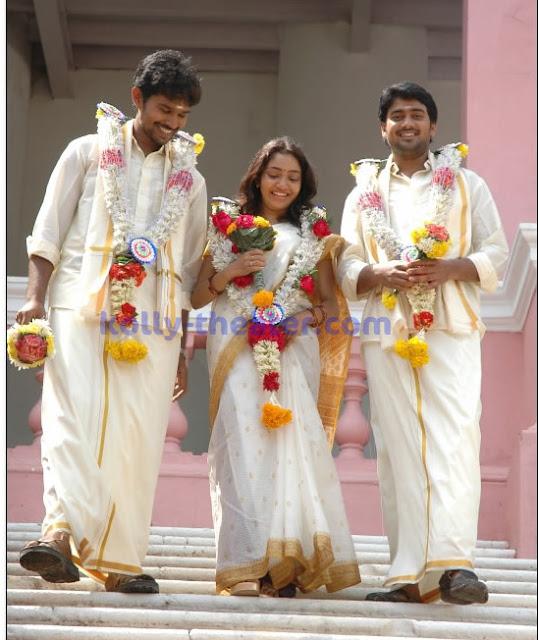 'Mittai' Sathosh, Prabha and Maya Unni