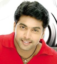 Jayam Ravi's son is 'Aarav'
