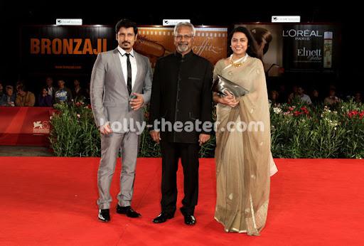 Mani Ratnam receives Jaeger-LeCoultre Glory Award at Venice