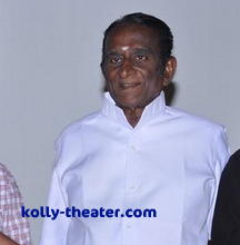 Kamala Theatre Owner Plays Villain in 'Avan Ivan'