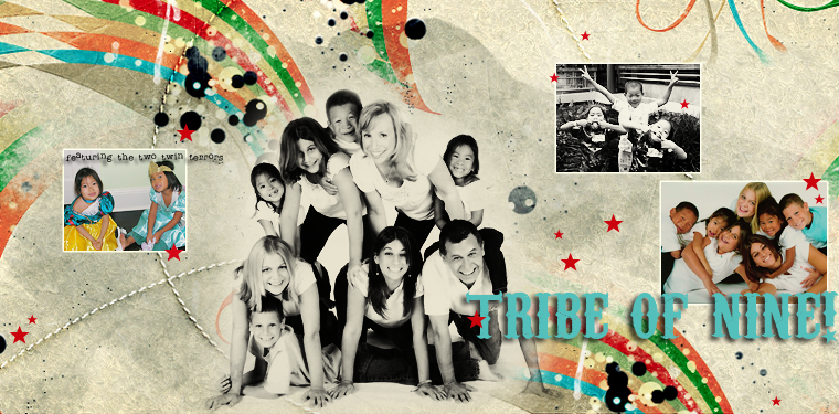 Tribe of Nine