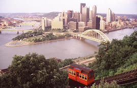 Trolley to Mt. Washington & Three Rivers