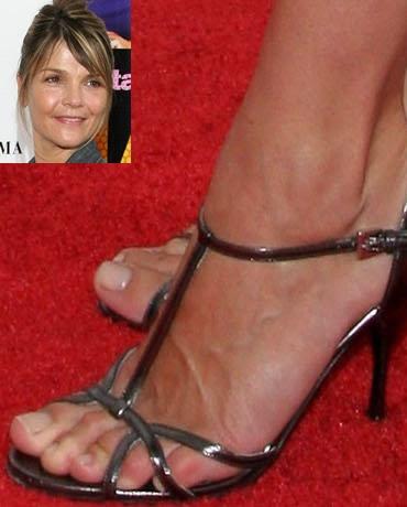 HAlLe Beauty Blog: Kathryn Erbe Feet