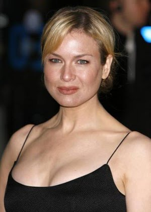 Consider, that Renee zellweger fakes