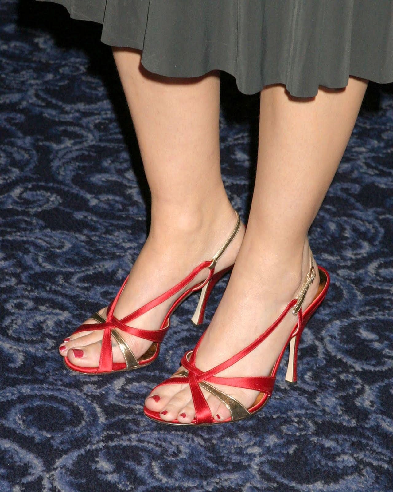 My Celebrity: Drew Barrymore Feet