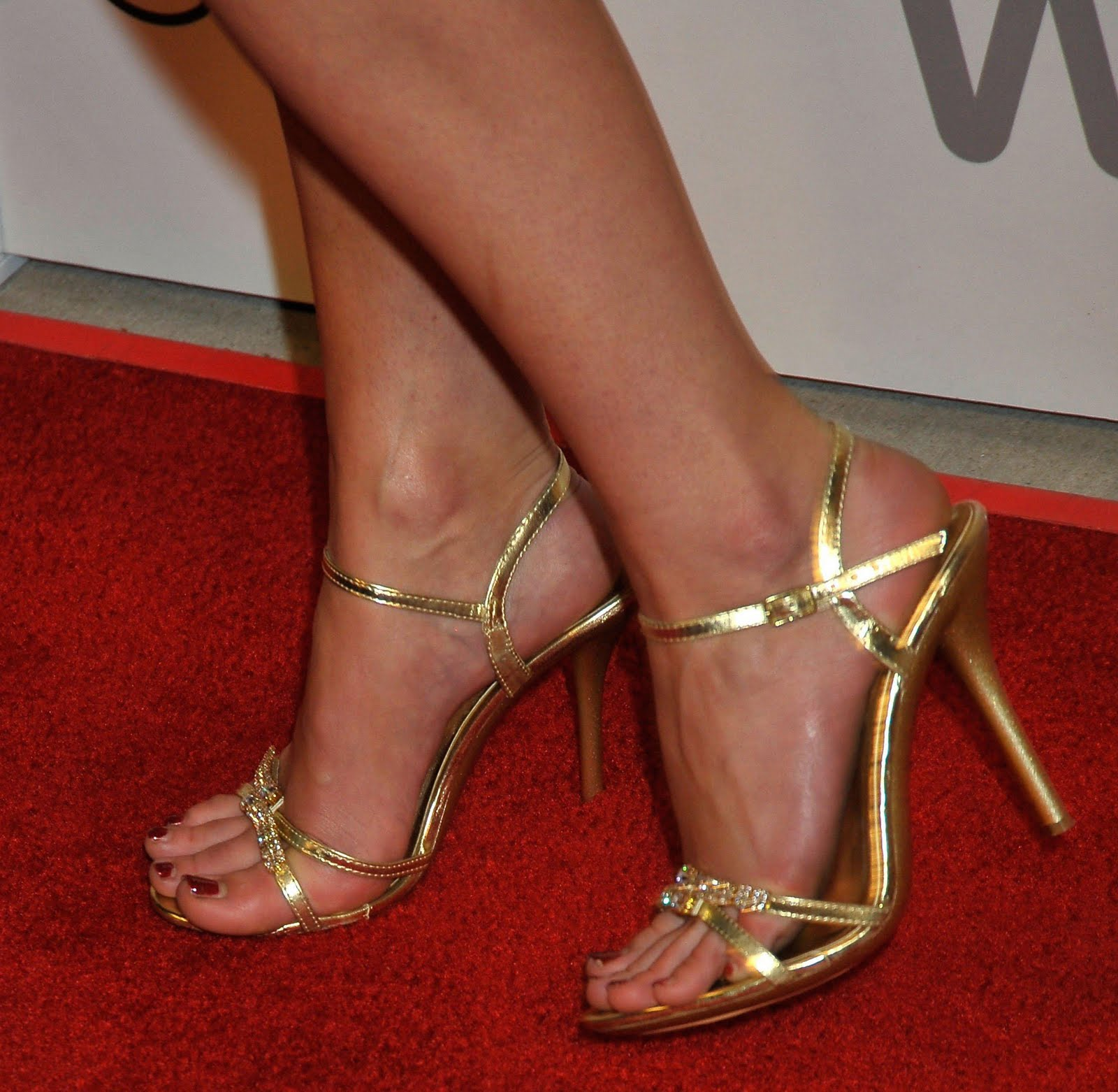 Special Foots Jessica Lowndes Feet