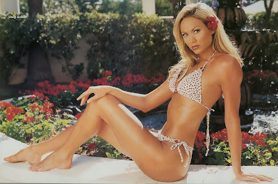 Stacy Keibler Foot Pic