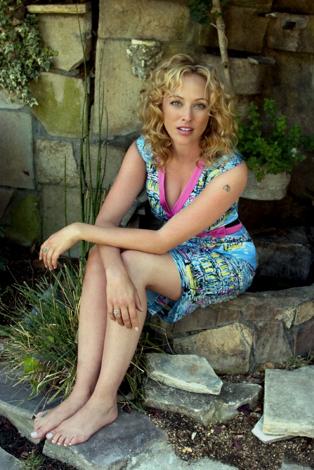 virginia madsen feet 5 - Wedding Insurance