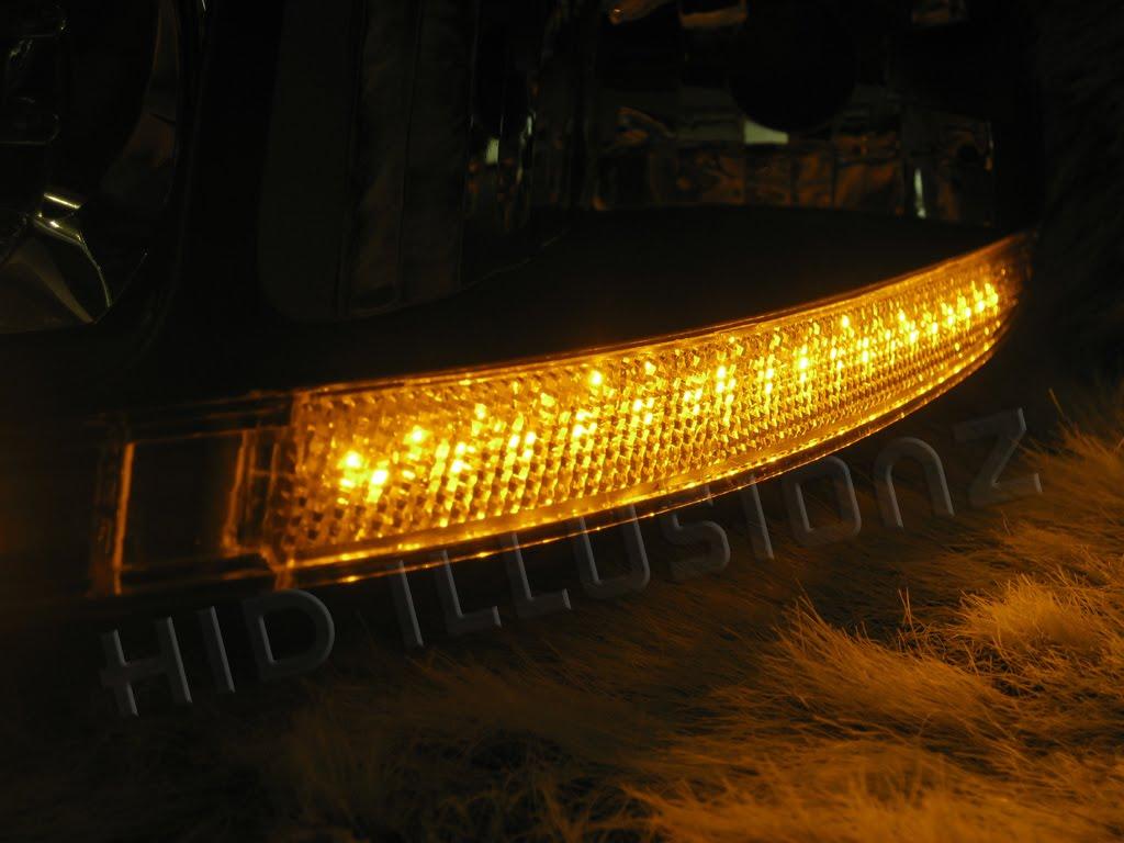 HID ILLUSIONZ: Honda Accord Custom LED Strip TSX E46 Revised
