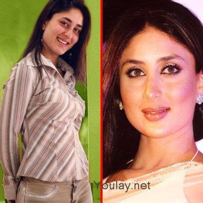 bollywood actress Kareena Kapoor without makeup