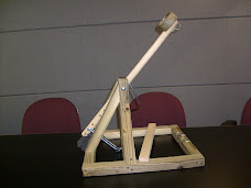 The Finished Catapult