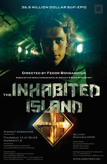 [695] Crítica : The Inhabited Island [Fyodor Bondarchuk, novela:  Arkadi Strugatsky]