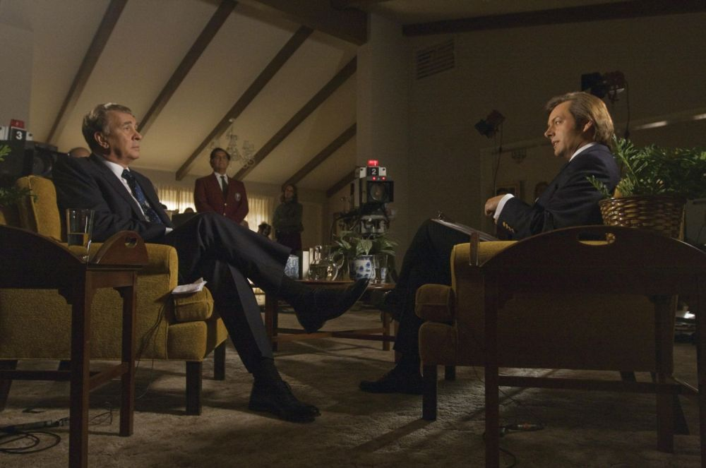Frost contra Nixon ( de Ron Howard y guión de Peter Morgan ) - Inzitan blog