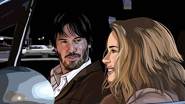 Crítica : A Scanner Darkly (Una mirada en la oscuridad)  [Richard Linklater]
