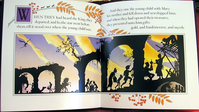 Good Books For Young Souls: MORE CHRISTMAS IN SILHOUETTE